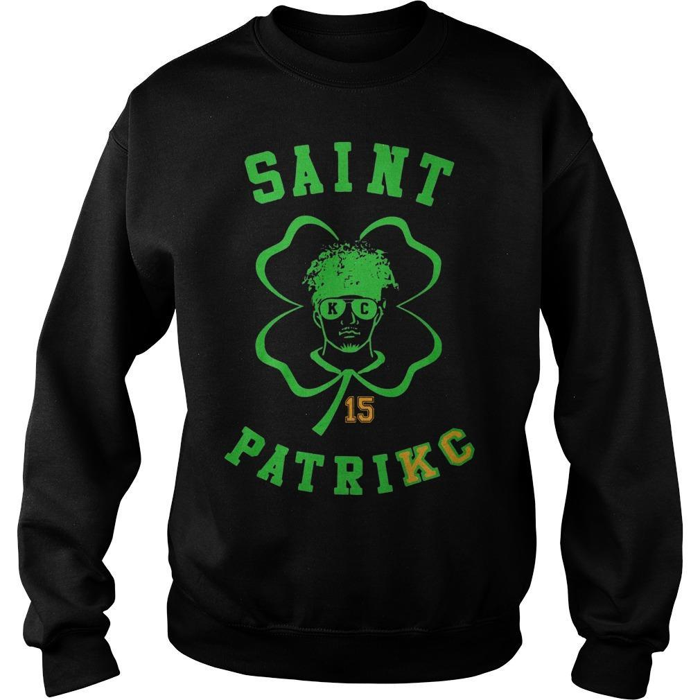 St Patrick's Day Saint Patrick 15 Sweater
