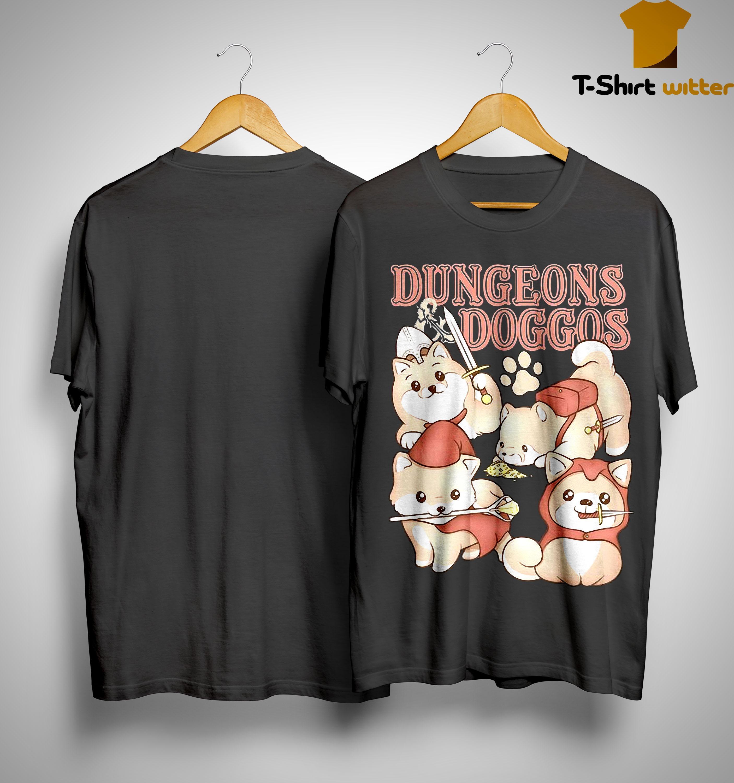 Dungeons Doggos Shirt