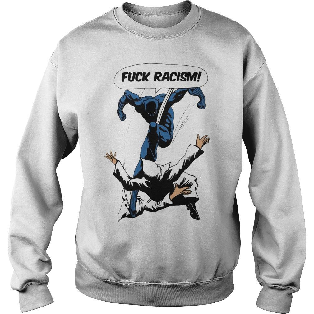 Chinatown Market Fuck Racism Sweater