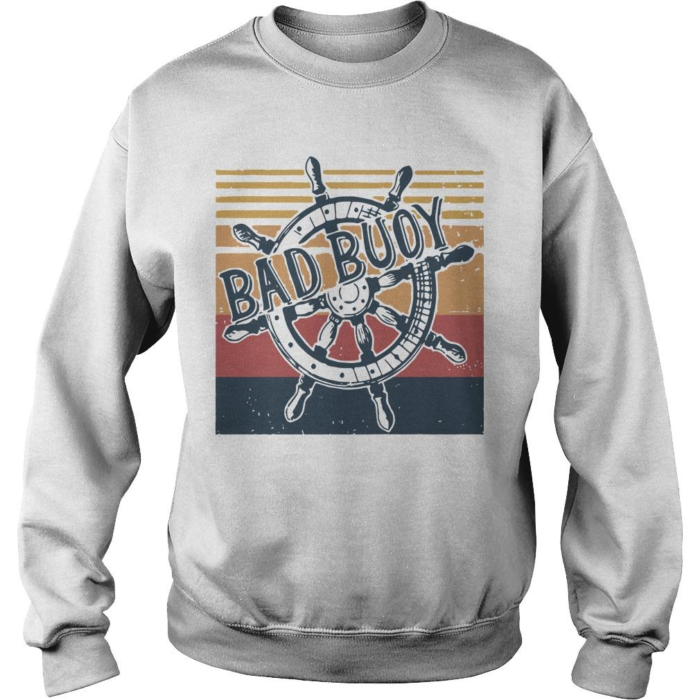 Vintage Bad Buoy Sweater