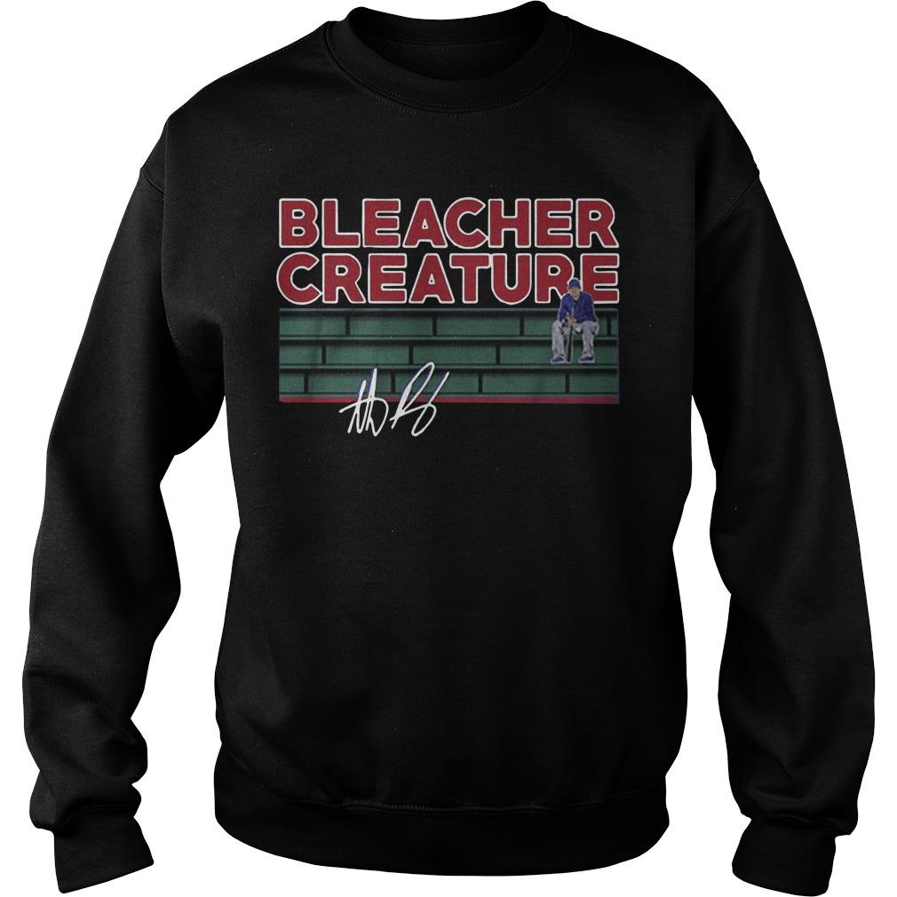 Bleacher Creature Signature Sweater
