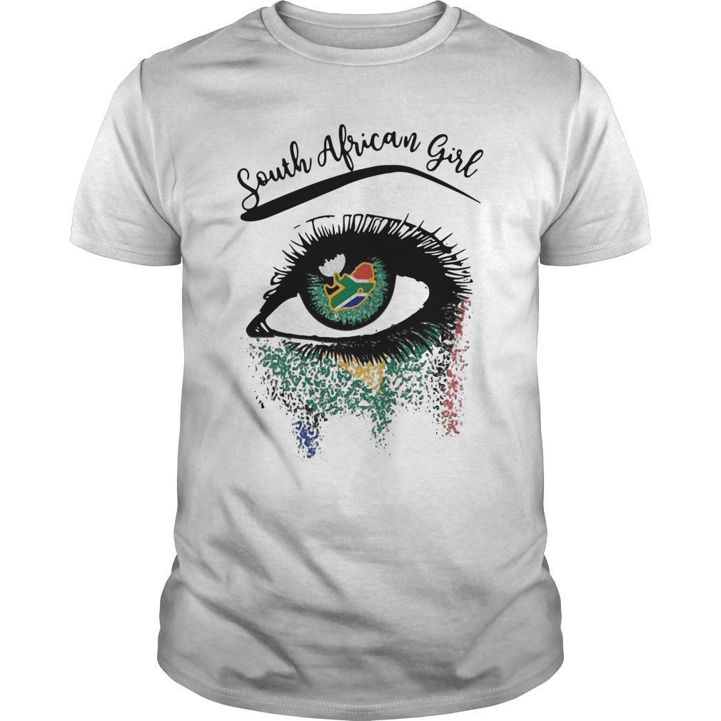 Eye South African Girl Shirt