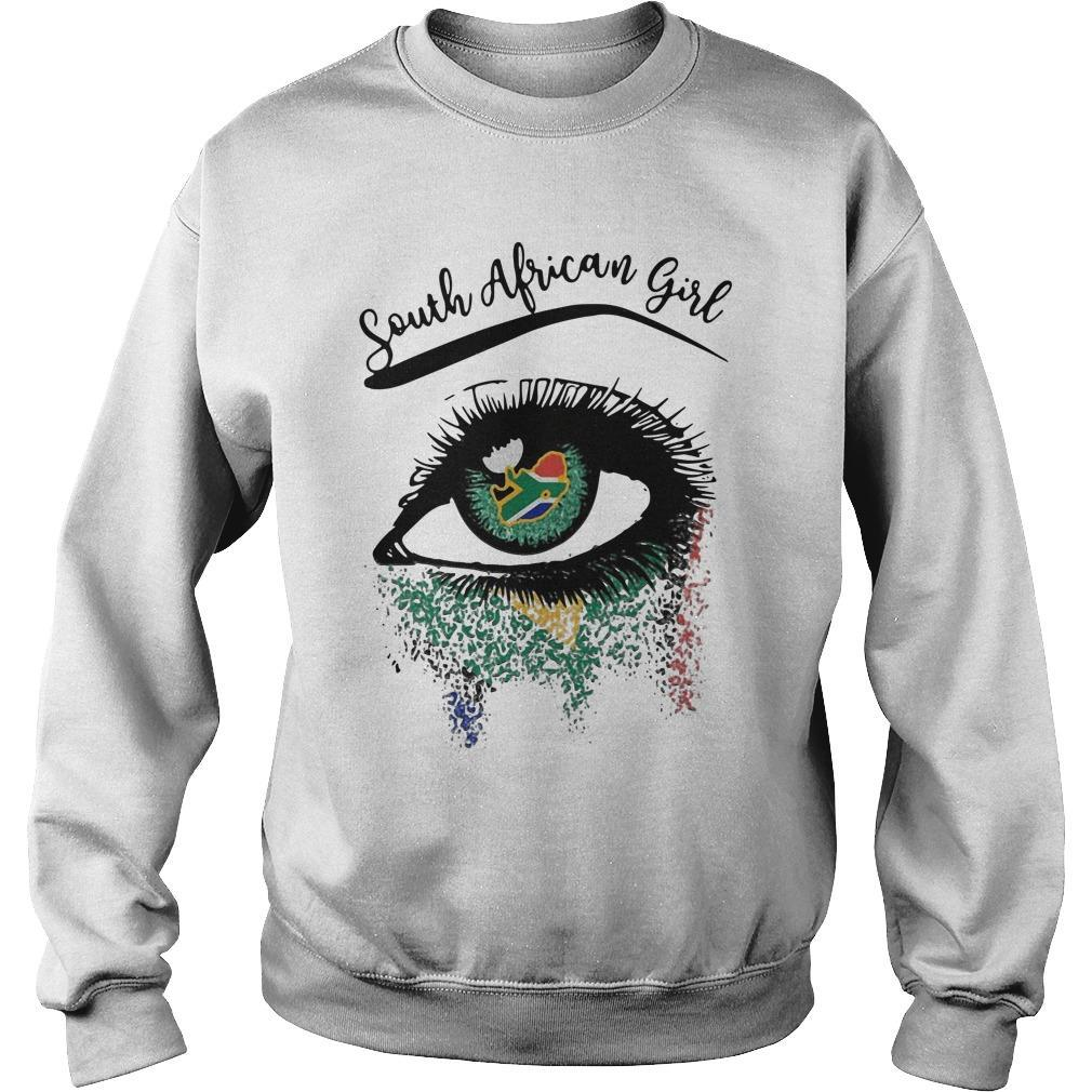 Eye South African Girl Sweater