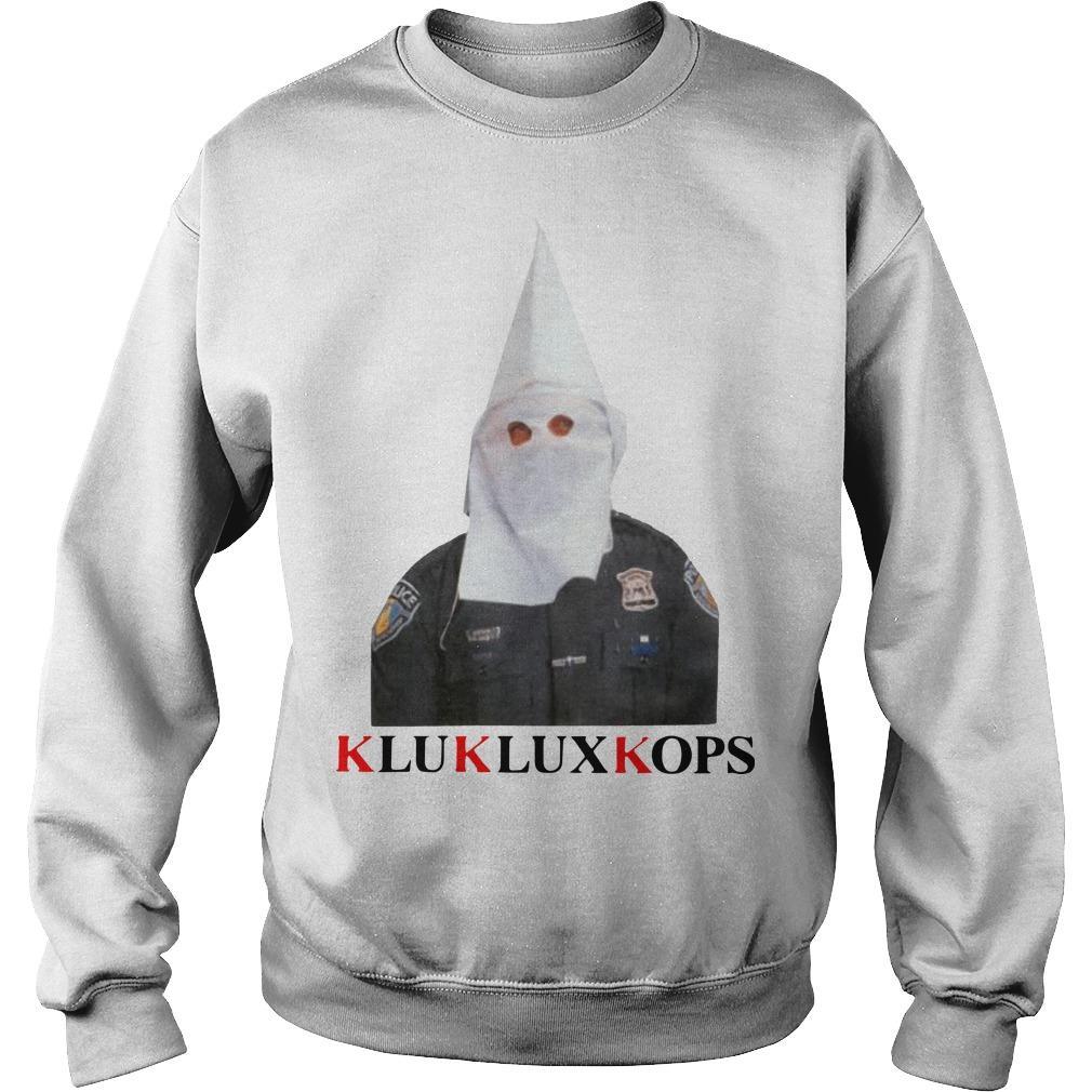 Fuck The Police Klu Klux Kops Sweater