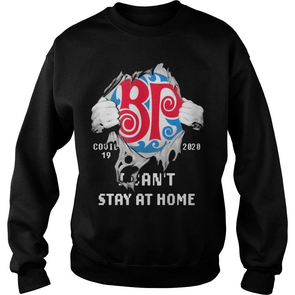 Inside Me Boston Pizza Covid 19 2020 I Can't Stay At Home Sweater