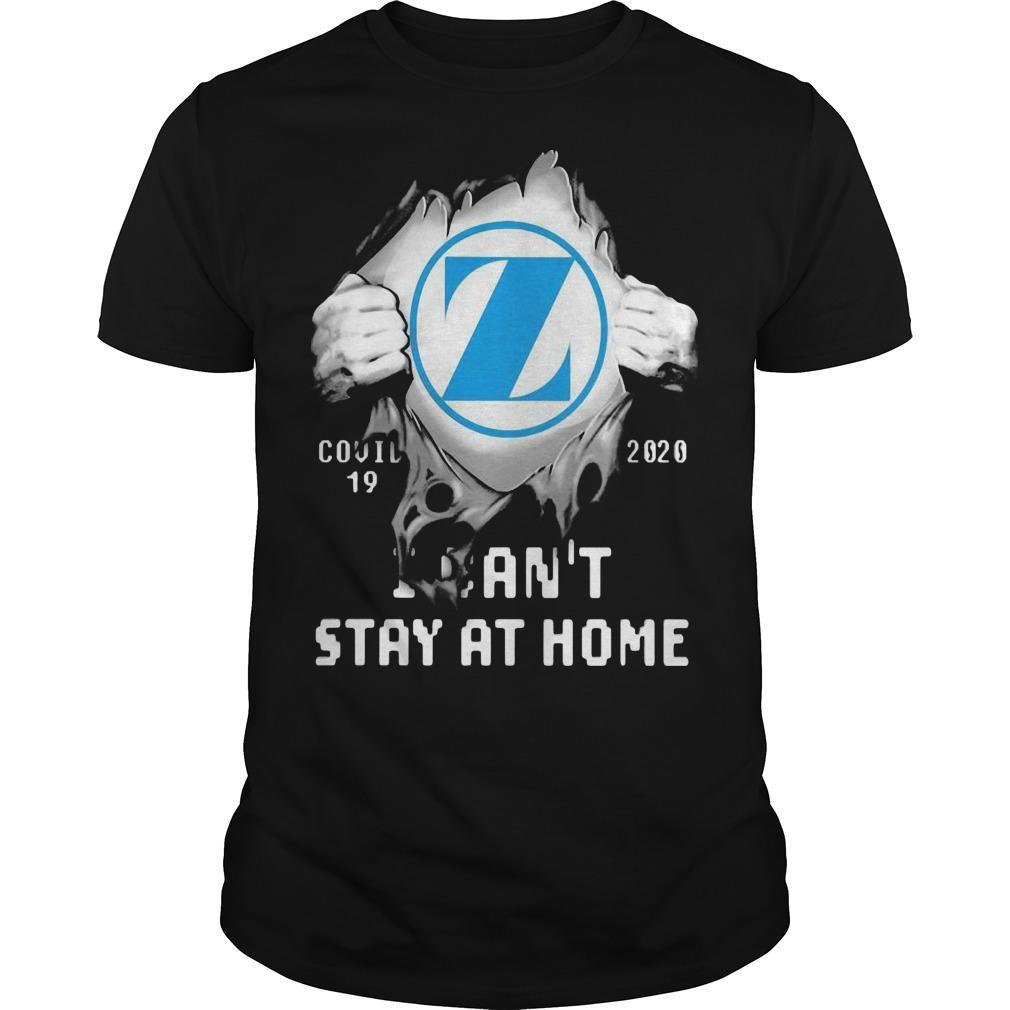 Insides Zimmer Biomet Covid 19 2020 I Can't Stay At Home Shirt