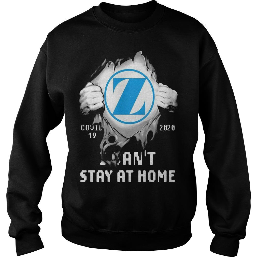 Insides Zimmer Biomet Covid 19 2020 I Can't Stay At Home Sweater