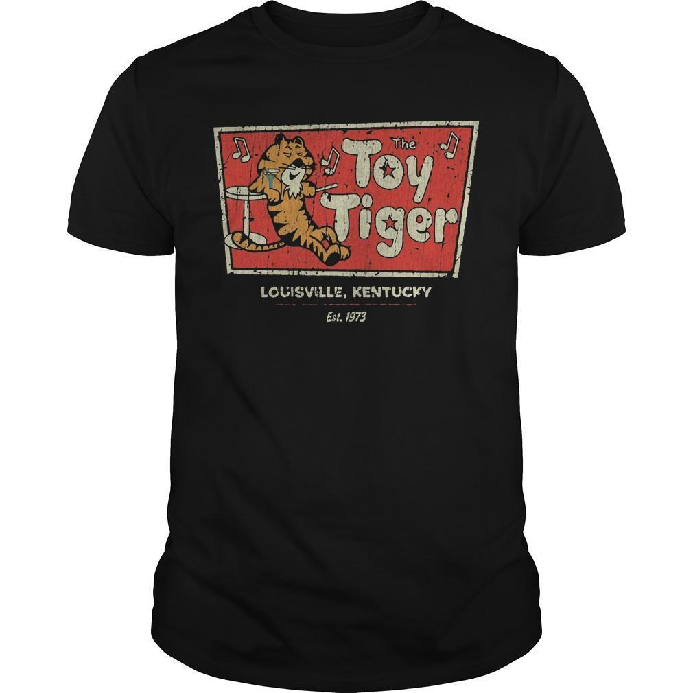 The Toy Tiger Shirt