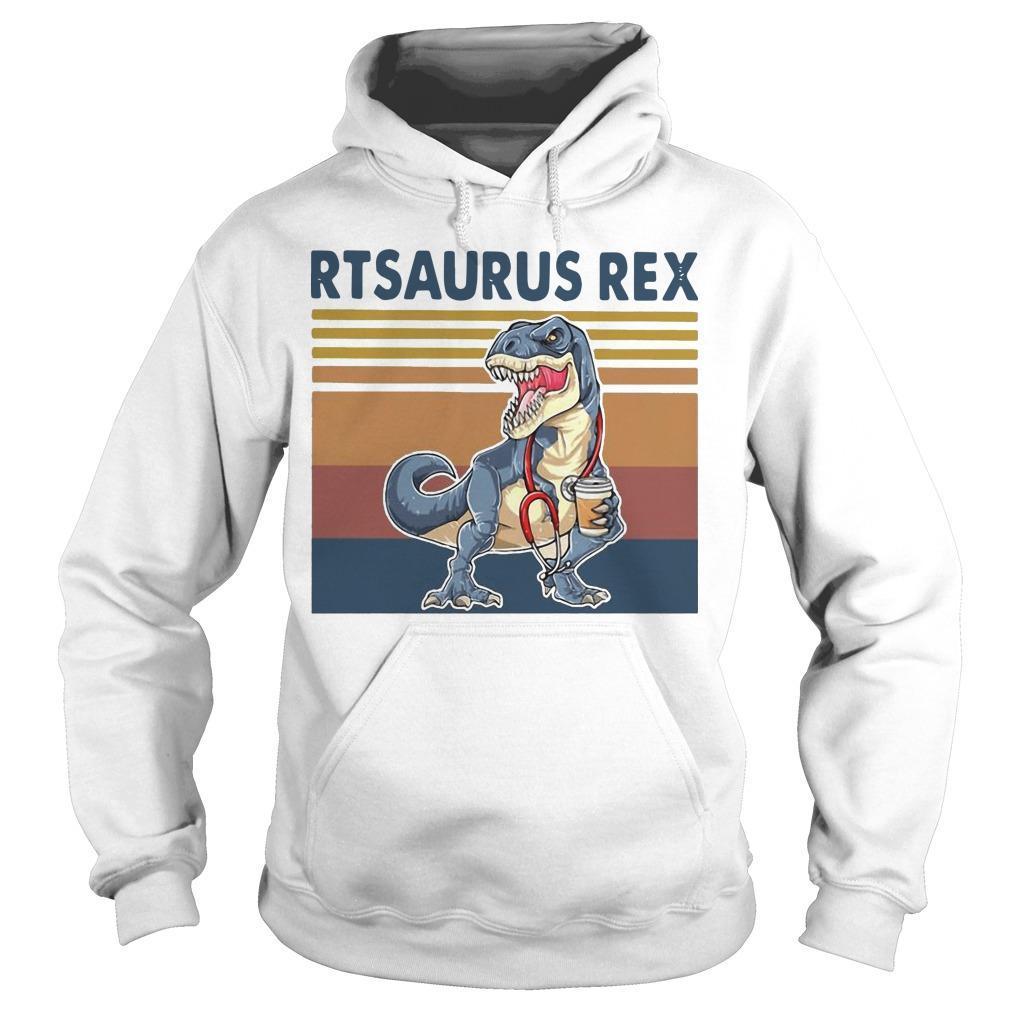Vintage Rtsaurus Rex Hoodie