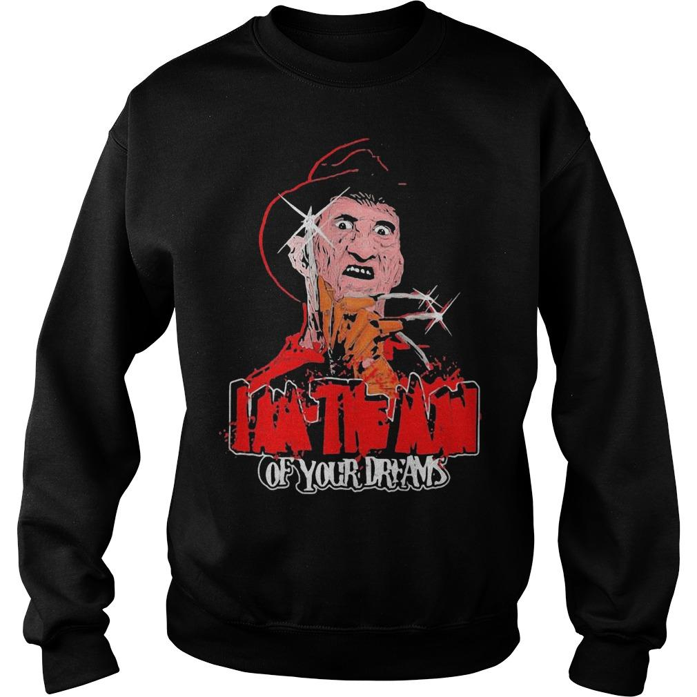 Halloween Jason Voorhees I Am The Man Of Your Dreams Sweater