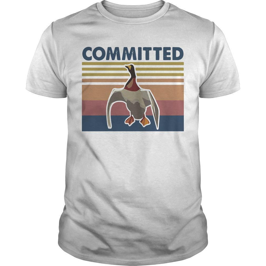 Vintage Duck Committed Shirt