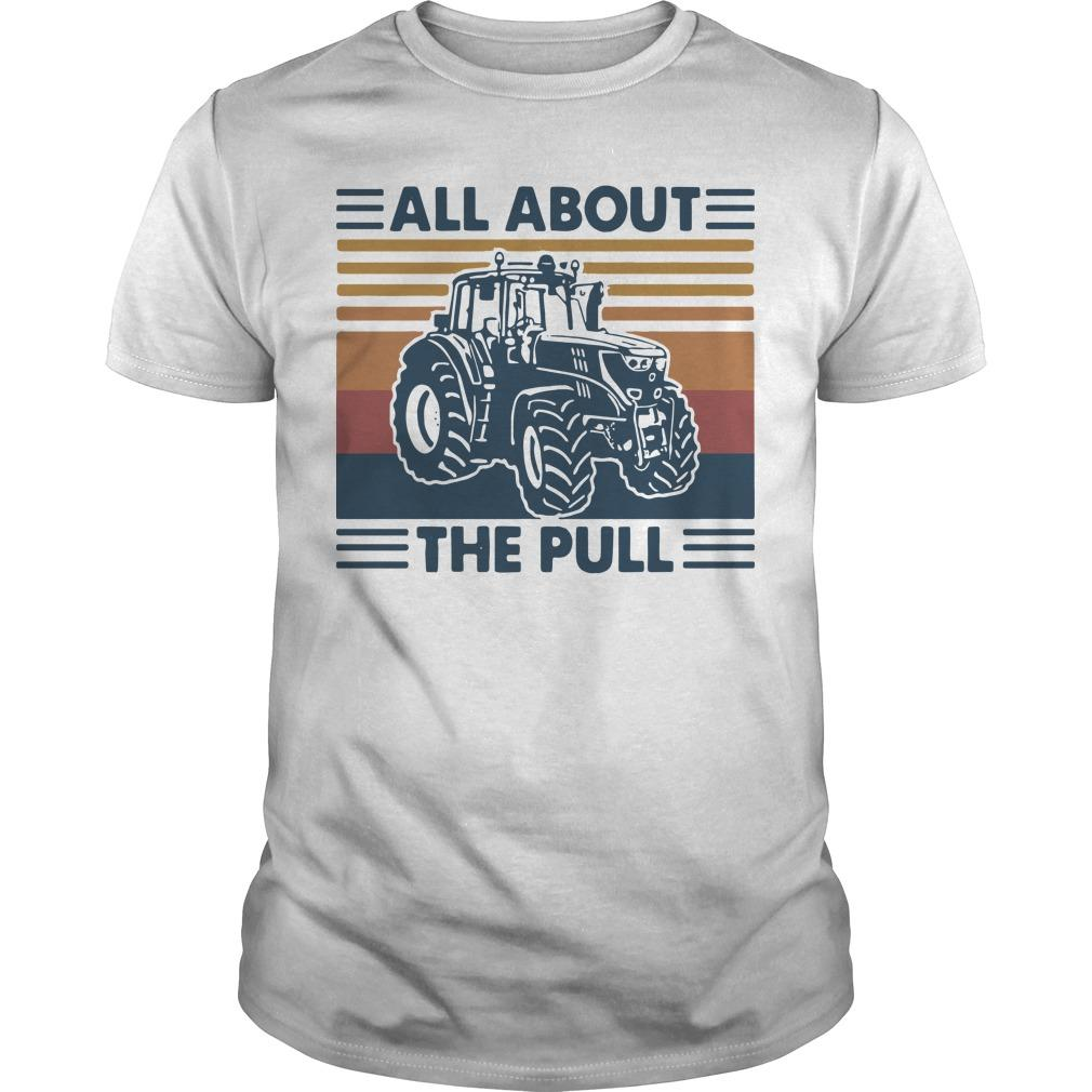 Vintage Farmer All About The Pull Shirt