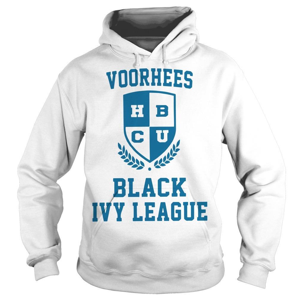 Voorhees Hbcu Black Ivy League Hoodie