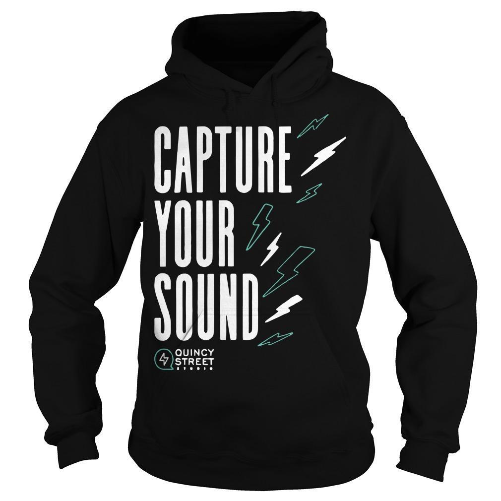 Capture Your Sound Quincy Street Hoodie