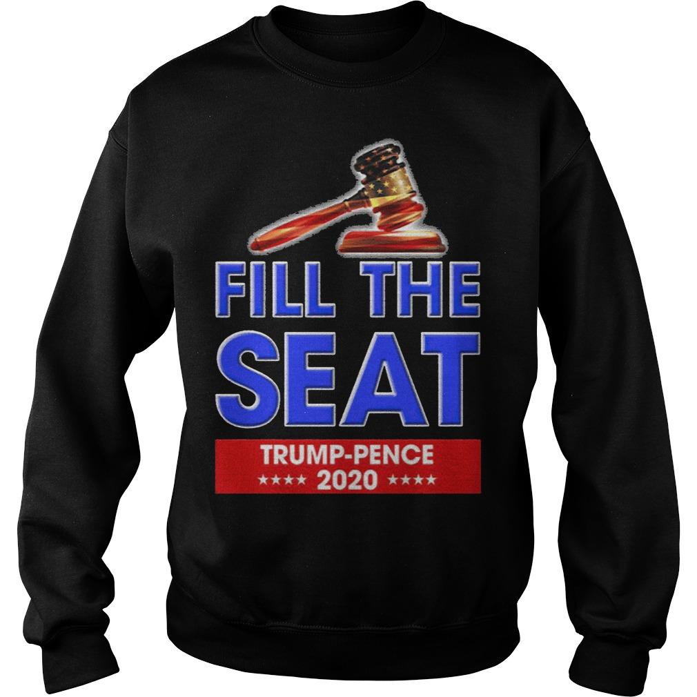 Fill The Seat Trump Pence 2020 Sweater