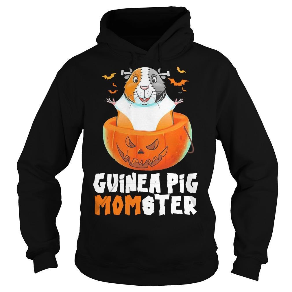 Halloween Guinea Pig Momster Hoodie