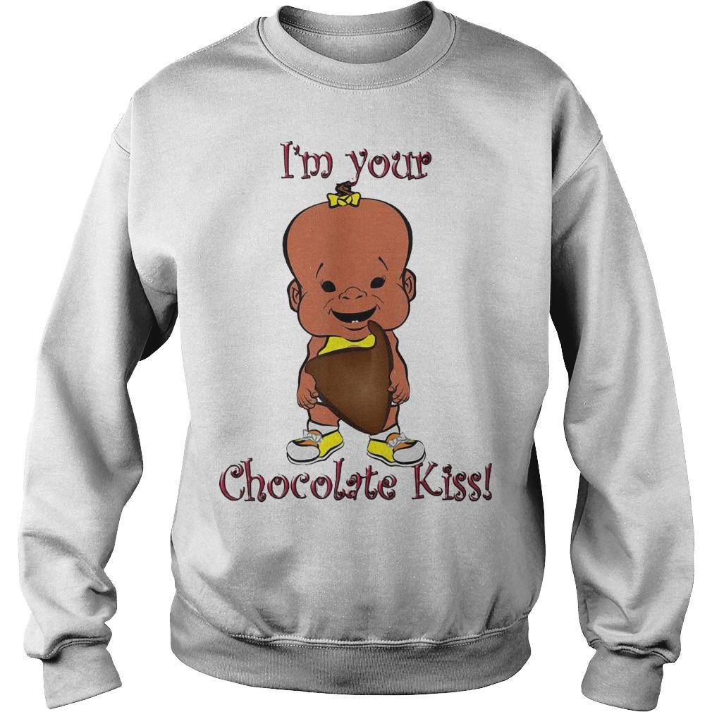 I'm Your Chocolate Kiss Sweater