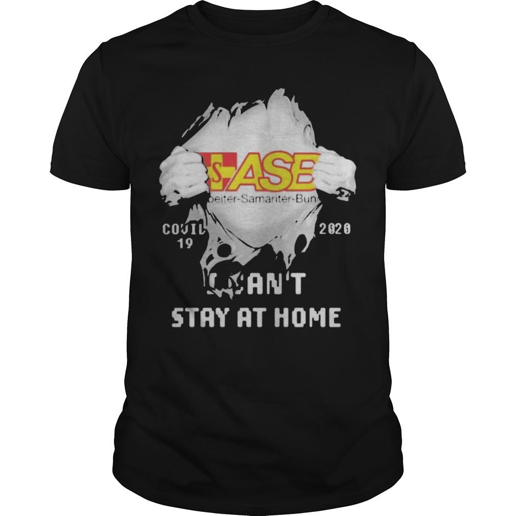 Inside Me Asb Samariter Bunch Covid 19 2020 I Can't Stay At Home Shirt