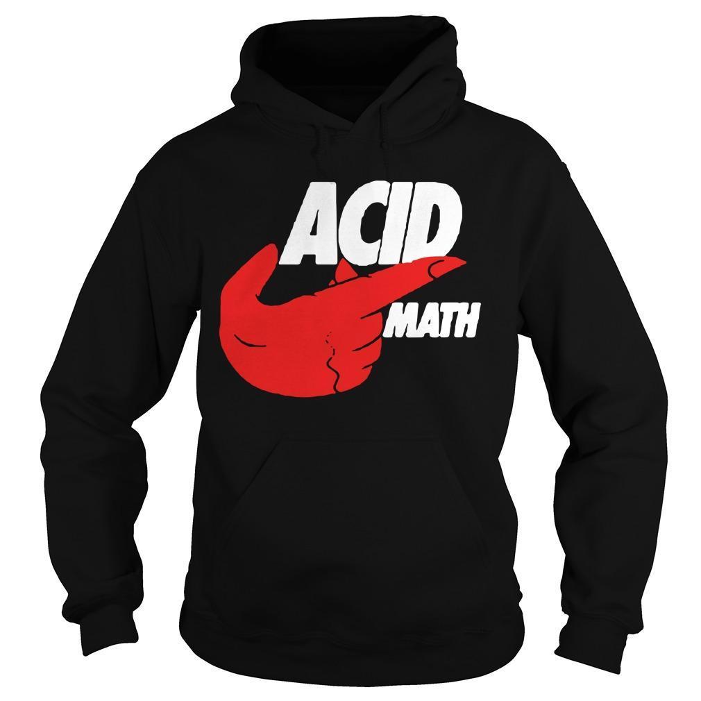 Acid Math Hoodie