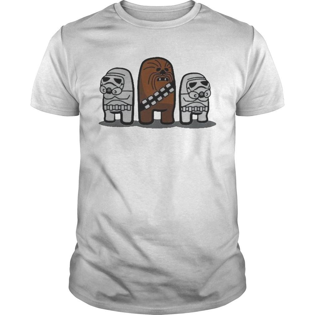 Among Us Imposter Troopers Shirt