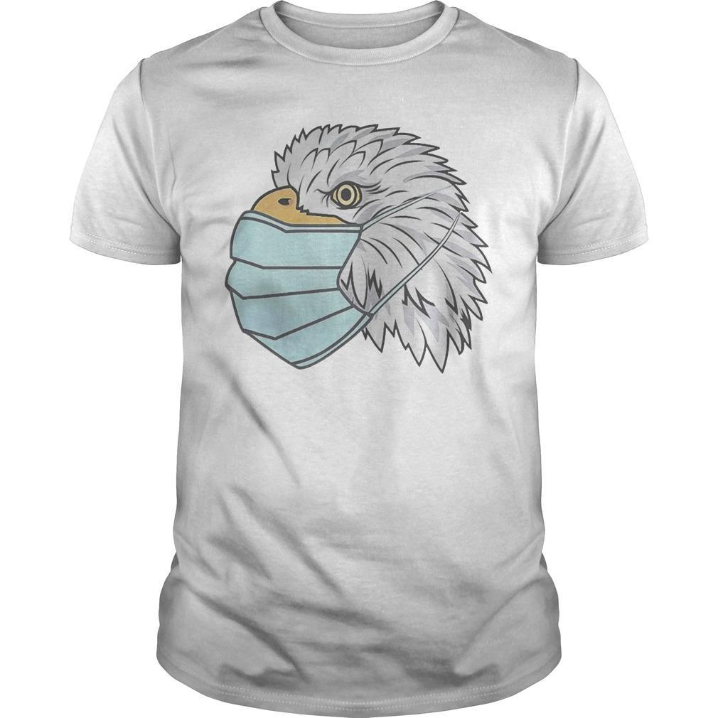 Eagle In A Face Mask Shirt