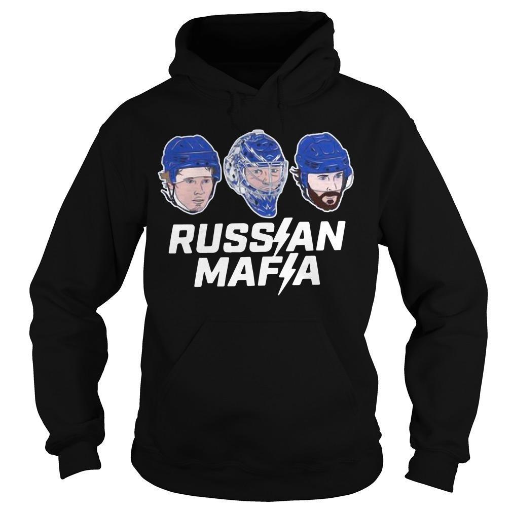 II Russian Mafia Hoodie