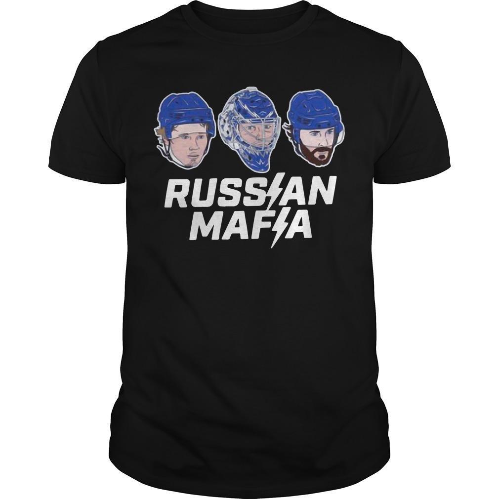 II Russian Mafia Shirt