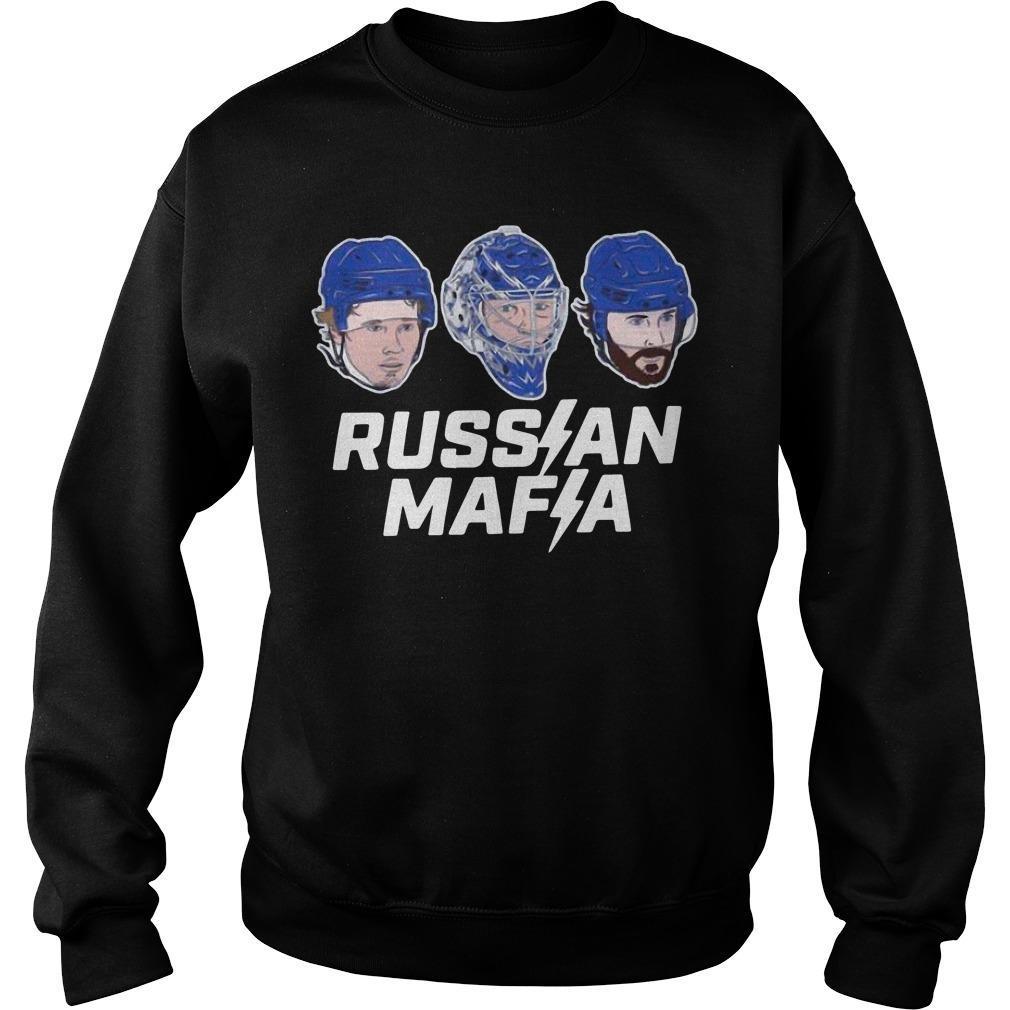II Russian Mafia Sweater