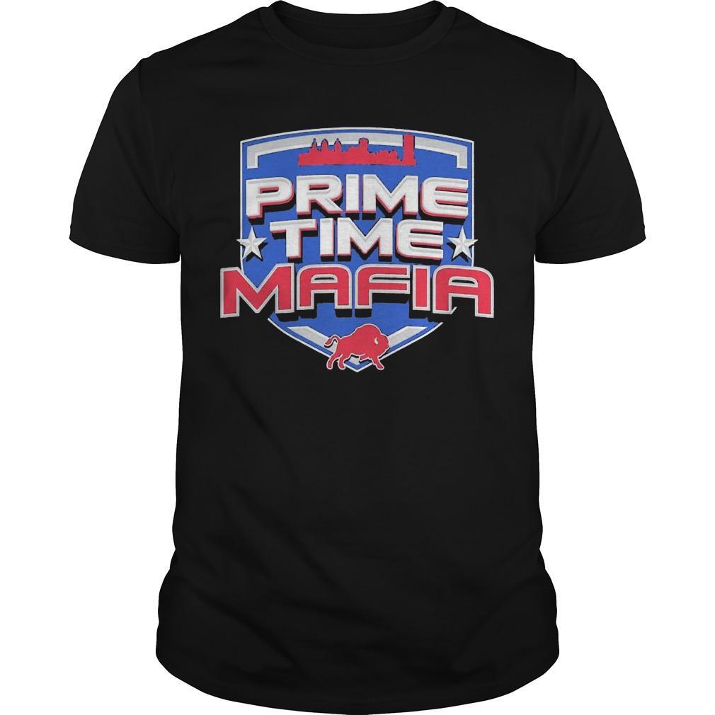 Prime Time Mafia Shirt