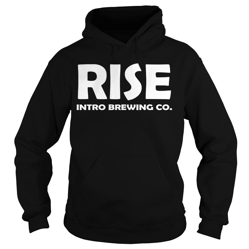 Rise Intro Brewing Co Hoodie