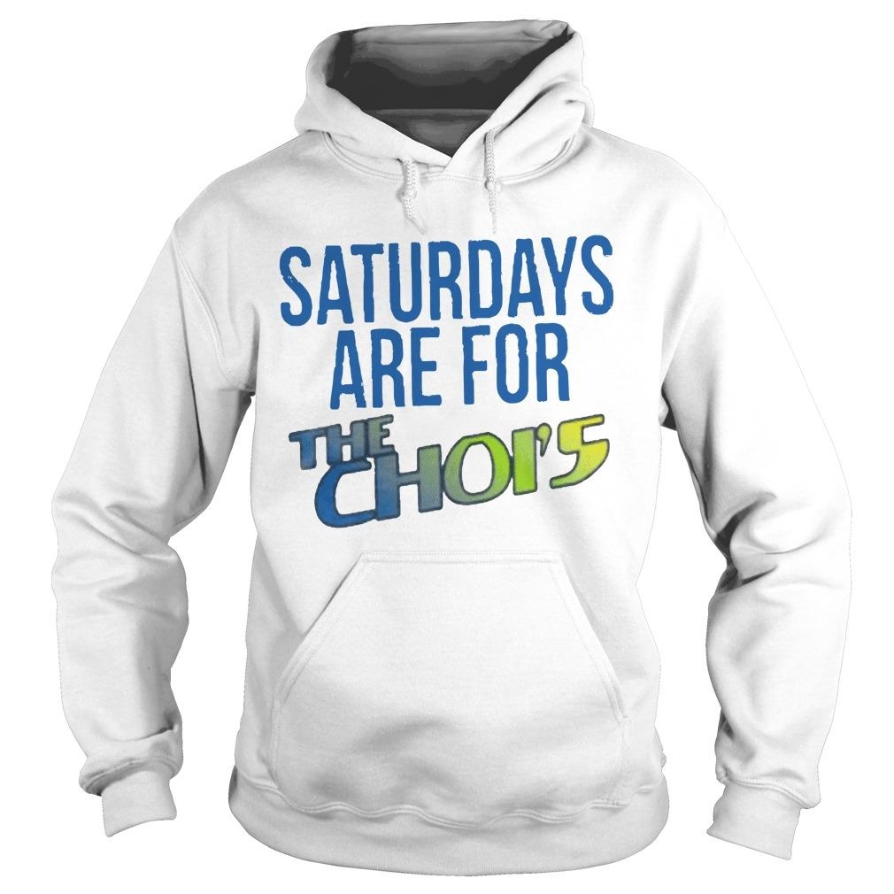 Saturdays Are For The Choi's Hoodie