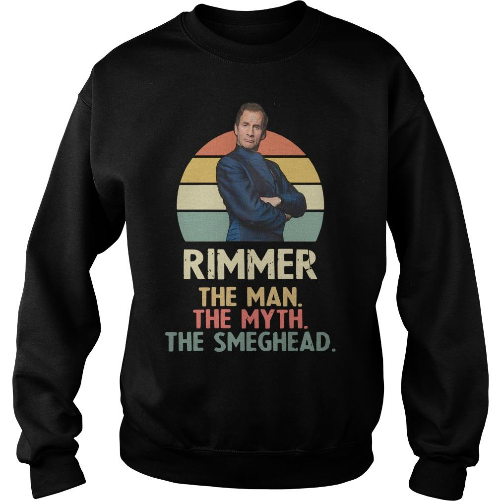 Vintage Rimmer The Man The Myth The Smeghead Sweater