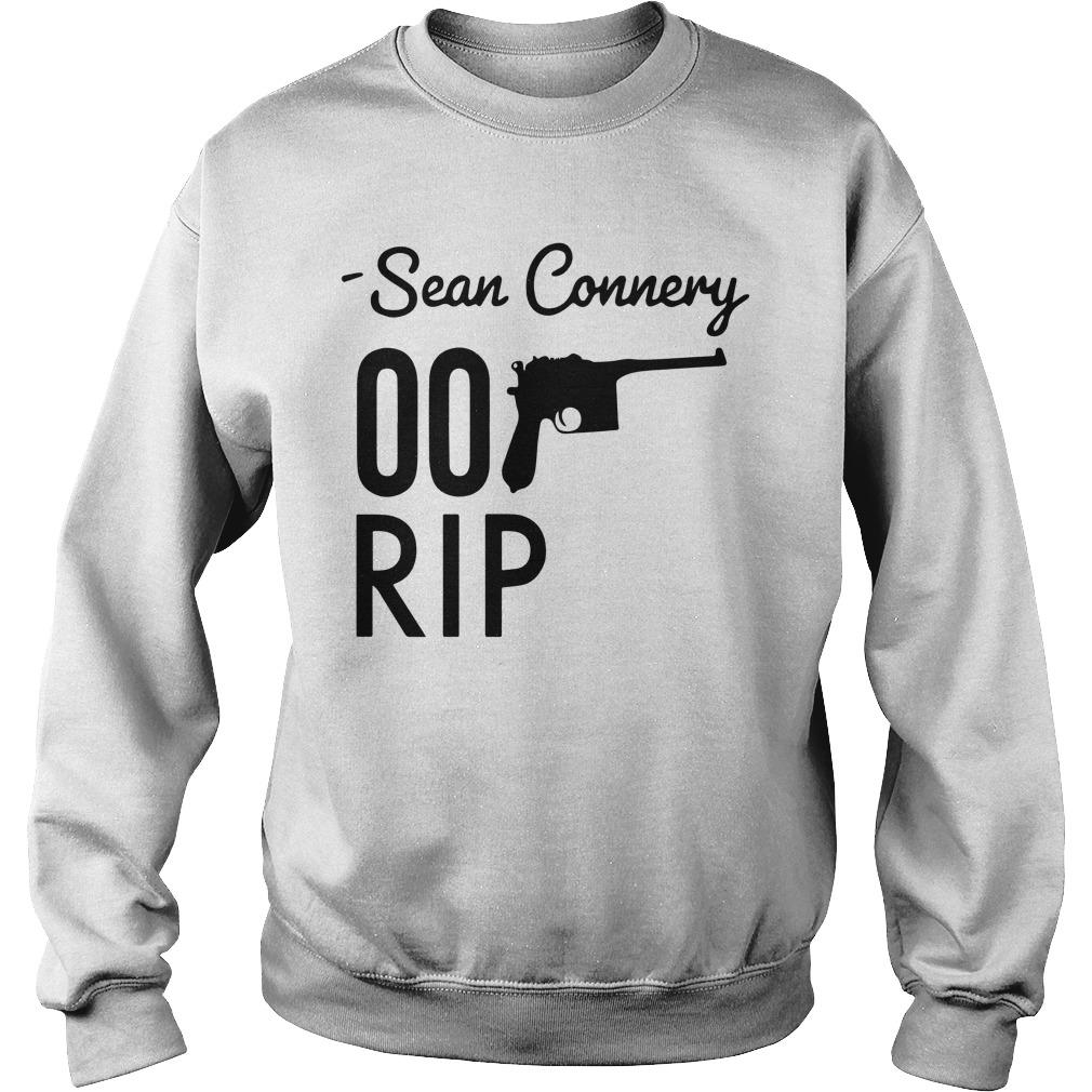 007 James Bond Sean Connery Rip Sweater