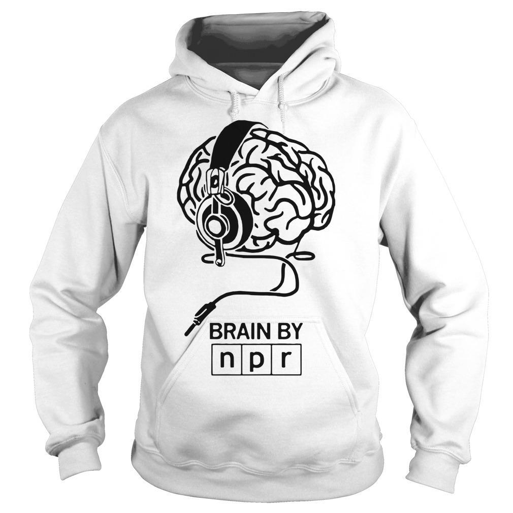 Brain By Npr Hoodie