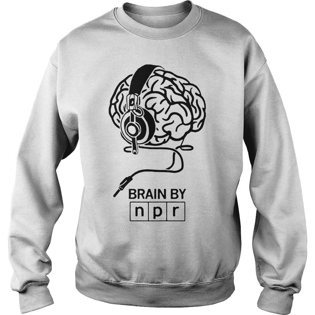 Brain By Npr Sweater