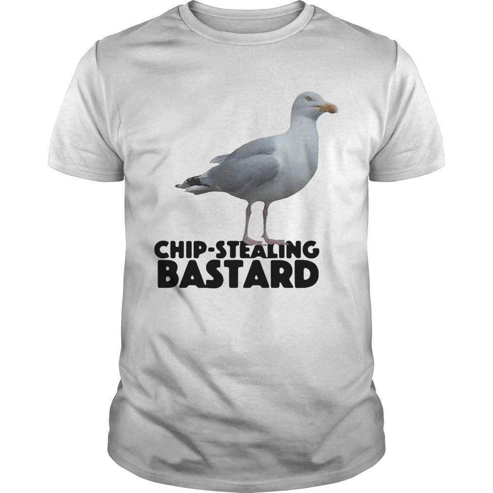 Chip Stealing Bastard Shirt