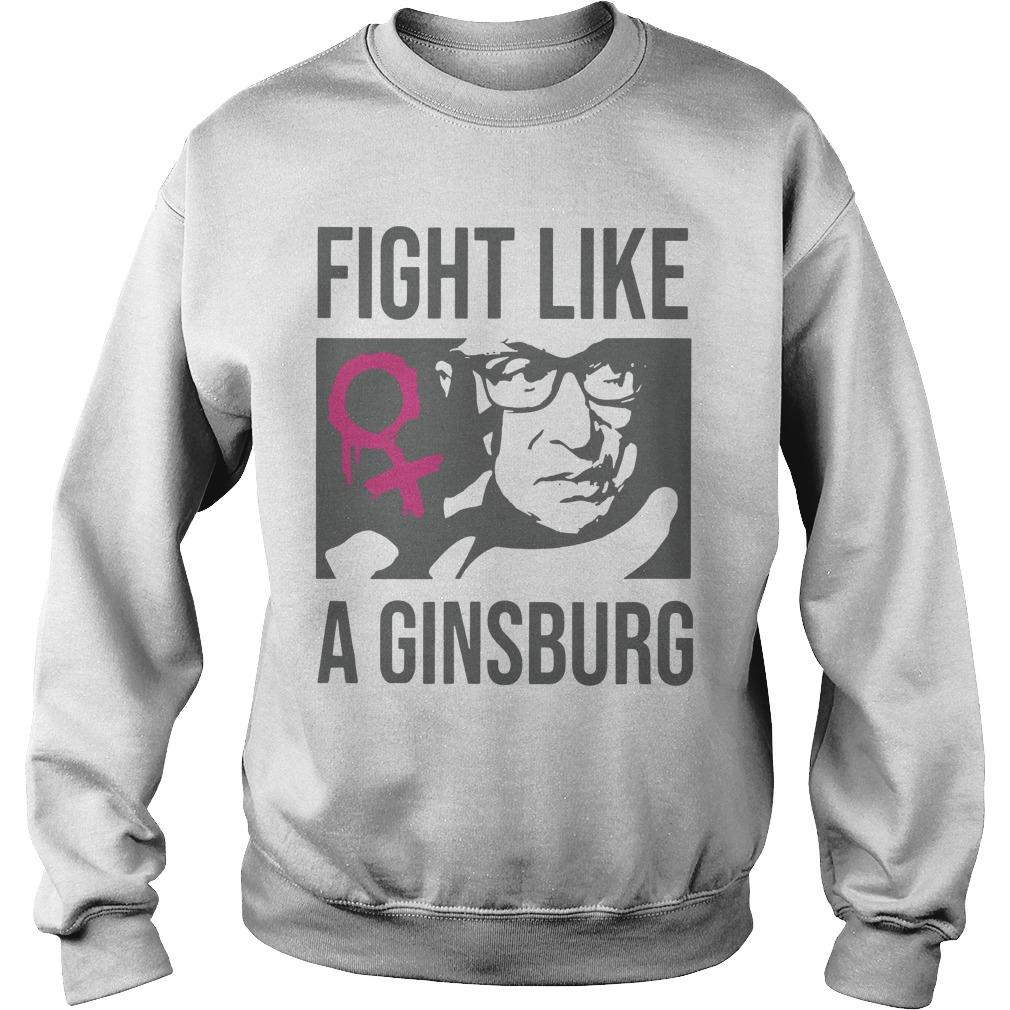 Fight Like A Ginsburg Sweater