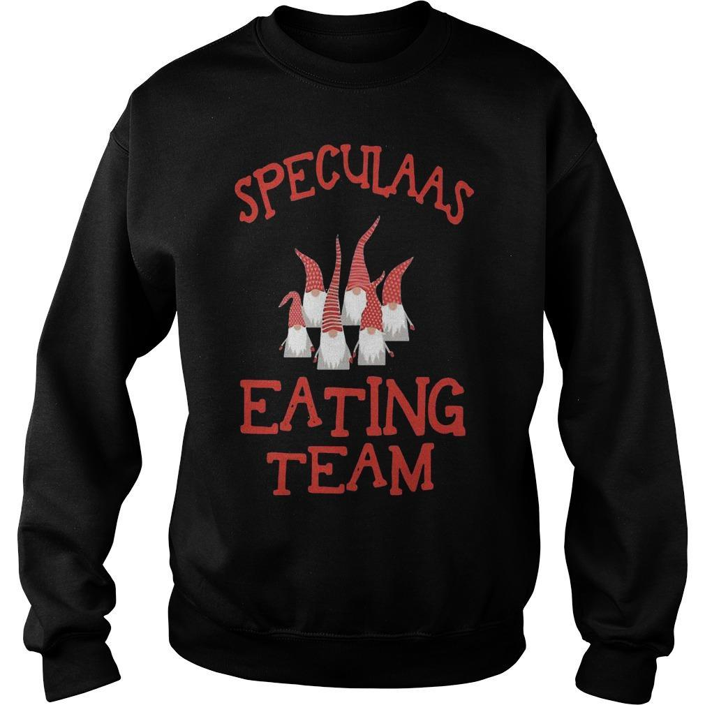 Gnomes Speculaas Eating Team Sweater