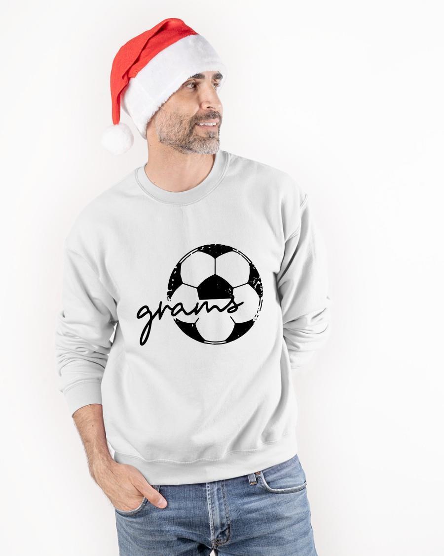 Soccer Grams Sweater
