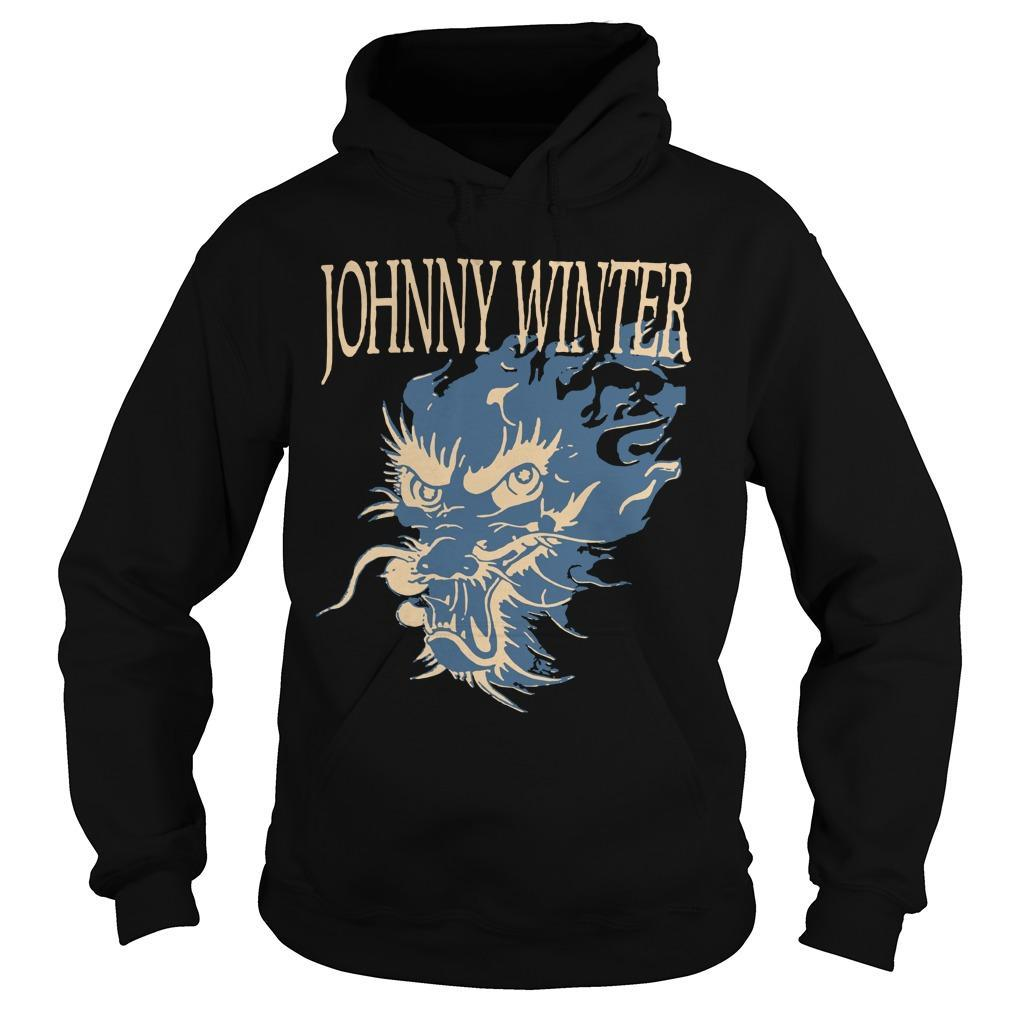 Vintage 90s Johnny Winter Hoodie