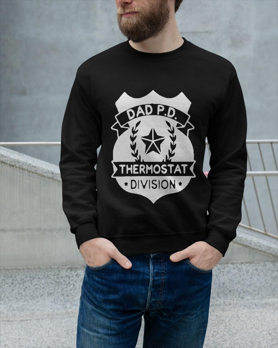 Dad P D Thermostat Division Sweater
