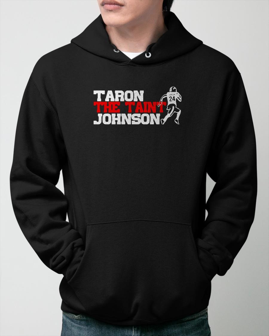 Taron Johnson Buffalo Bills Taron The Tain't Johnson Hoodie