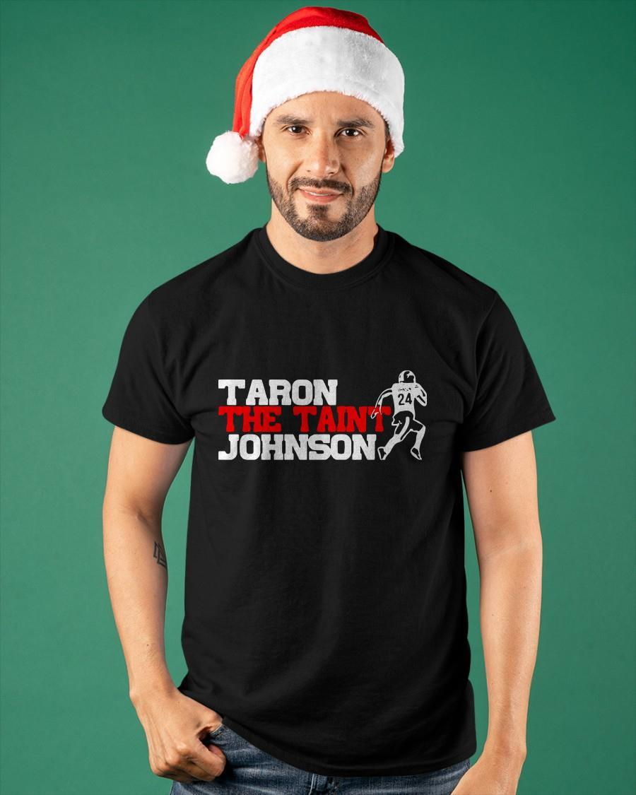 Taron Johnson Buffalo Bills Taron The Tain't Johnson Shirt