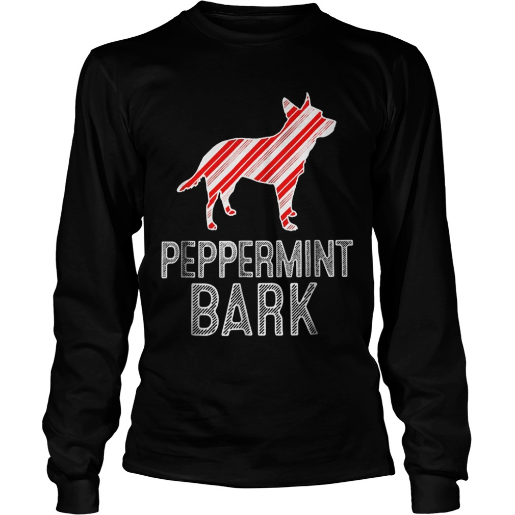 Australian Cattle Peppermint Bark Classic Long Sleeve Tee