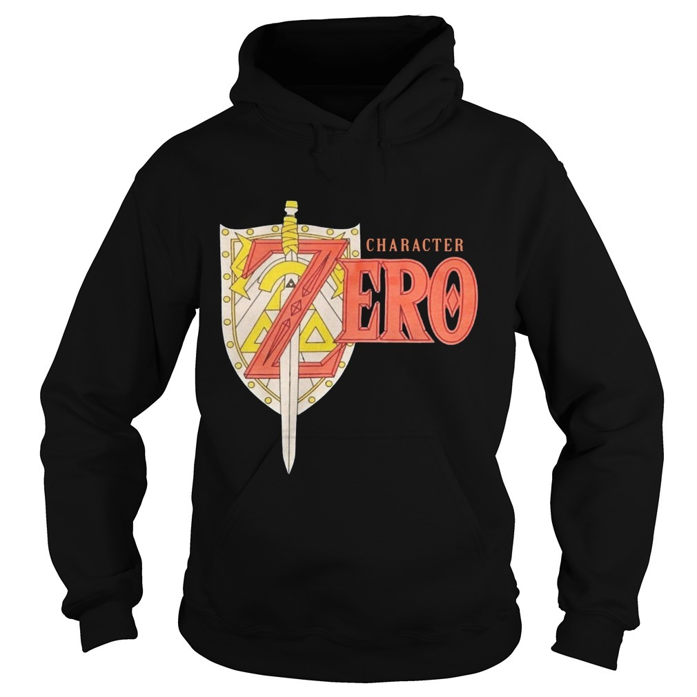 Chracter Zero Hoodie