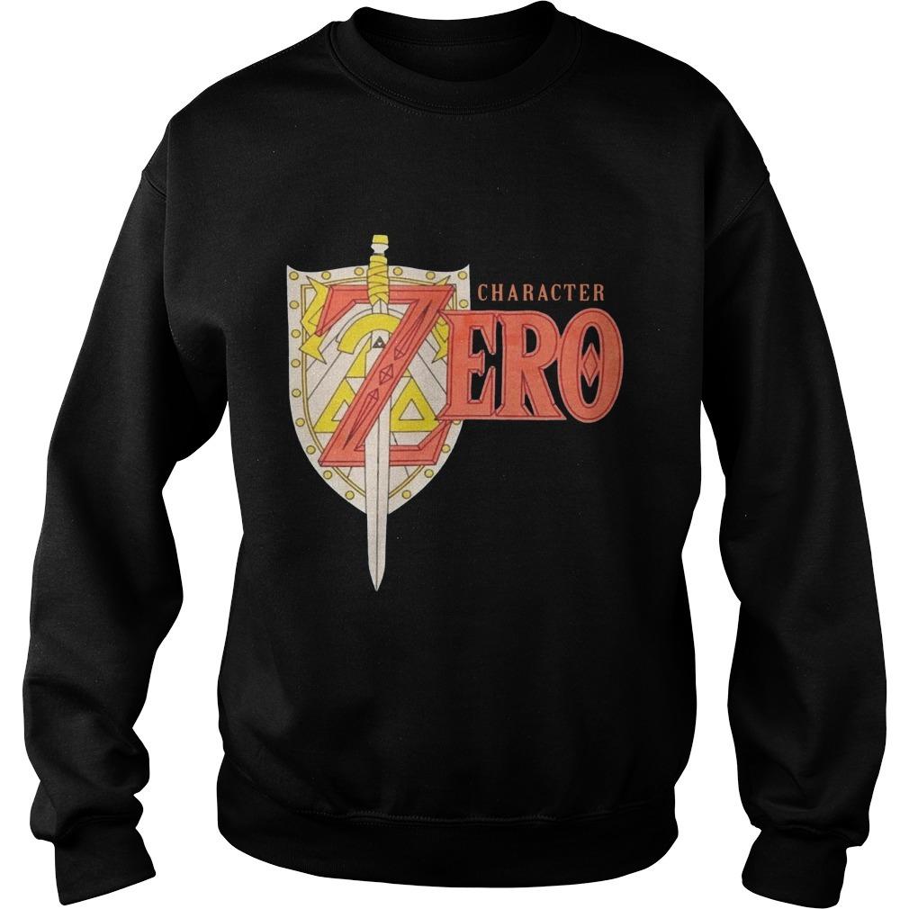 Chracter Zero Sweater