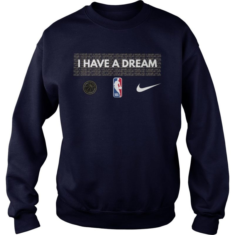 I Have A Dream Performance NBA MLK Unisex Sweater