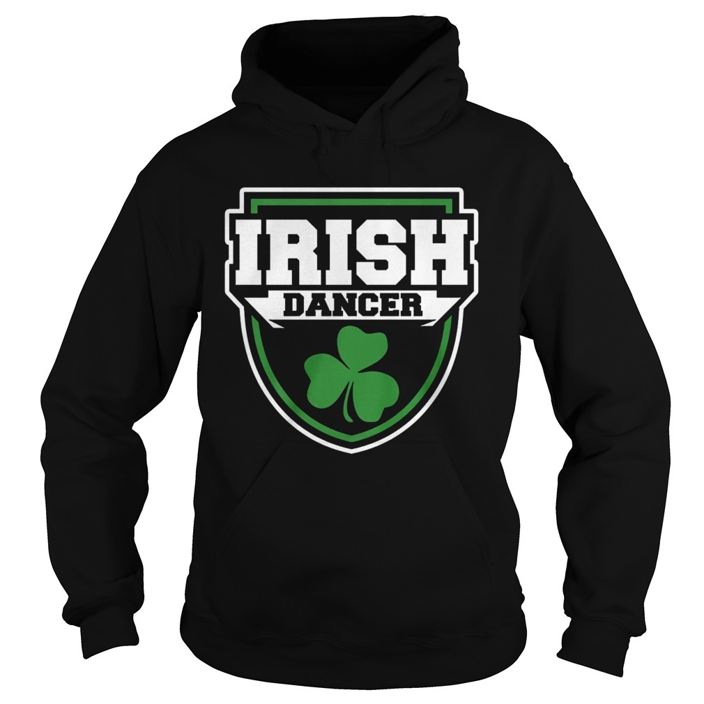 Irish Dance Badge Hoodie