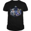 Patriots Vs Rams Super Bowl LIII Dueling Player Shirt