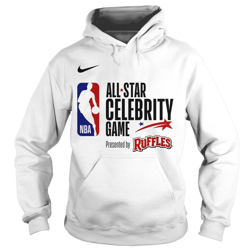 2019 NBA All Star Celebrity Game Hoodie